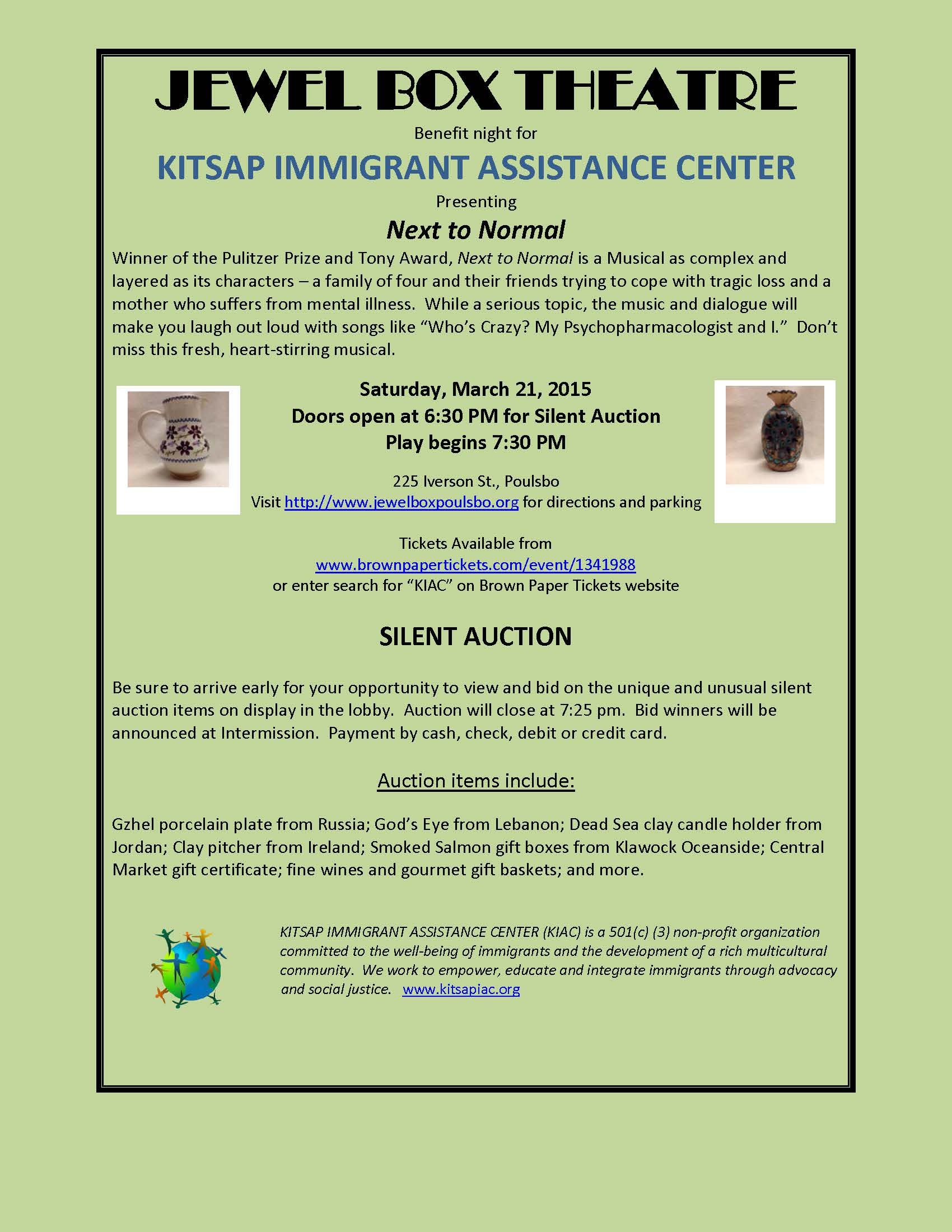 play auction flyer kitsap immigrant assistance center