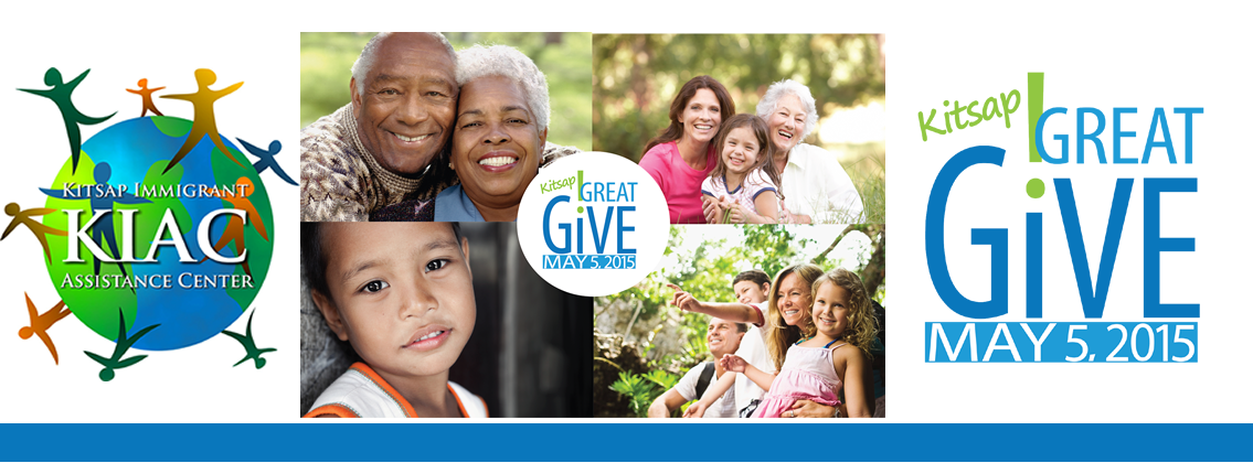 Support KIAC on Great Give day